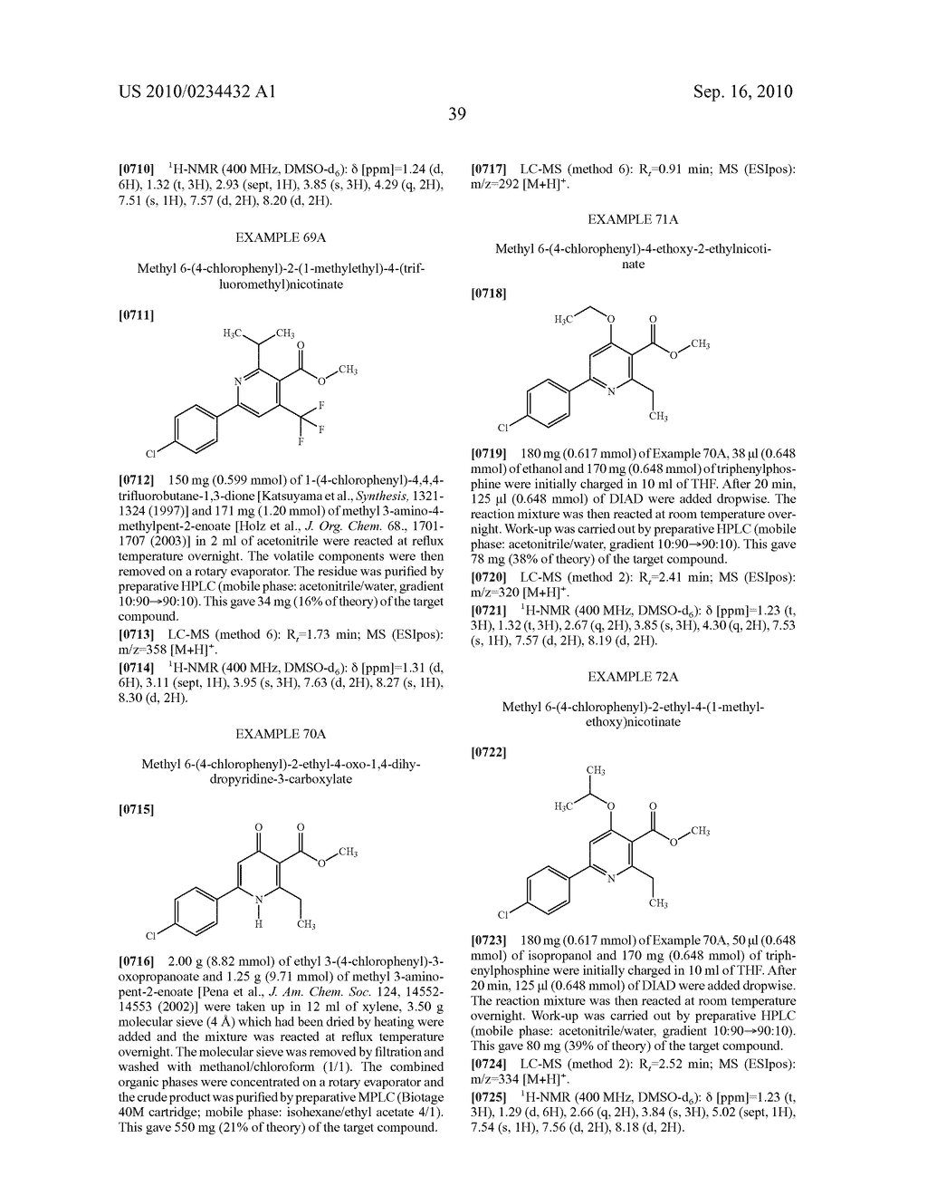 Substituted 6-phenylnicotinic acids and their use - diagram, schematic, and image 40