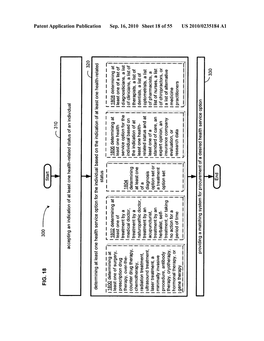 Computational systems and methods for health services planning and matching - diagram, schematic, and image 19