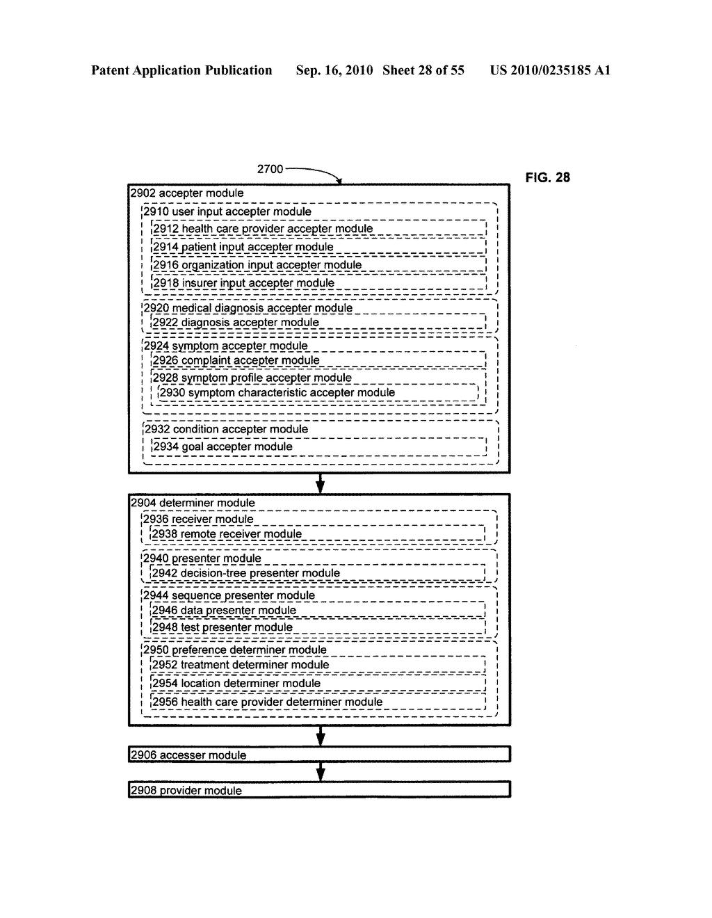 Computational systems and methods for health services planning and matching - diagram, schematic, and image 29