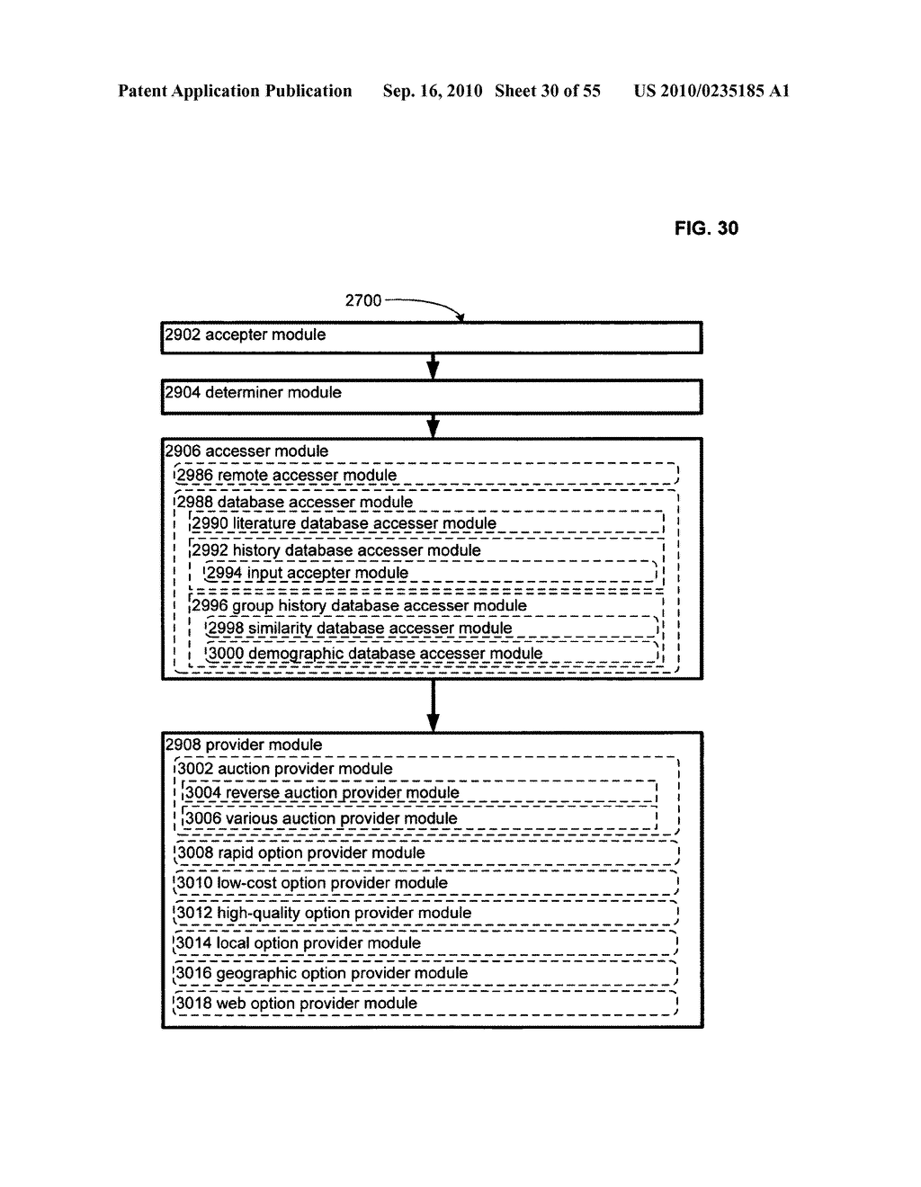 Computational systems and methods for health services planning and matching - diagram, schematic, and image 31