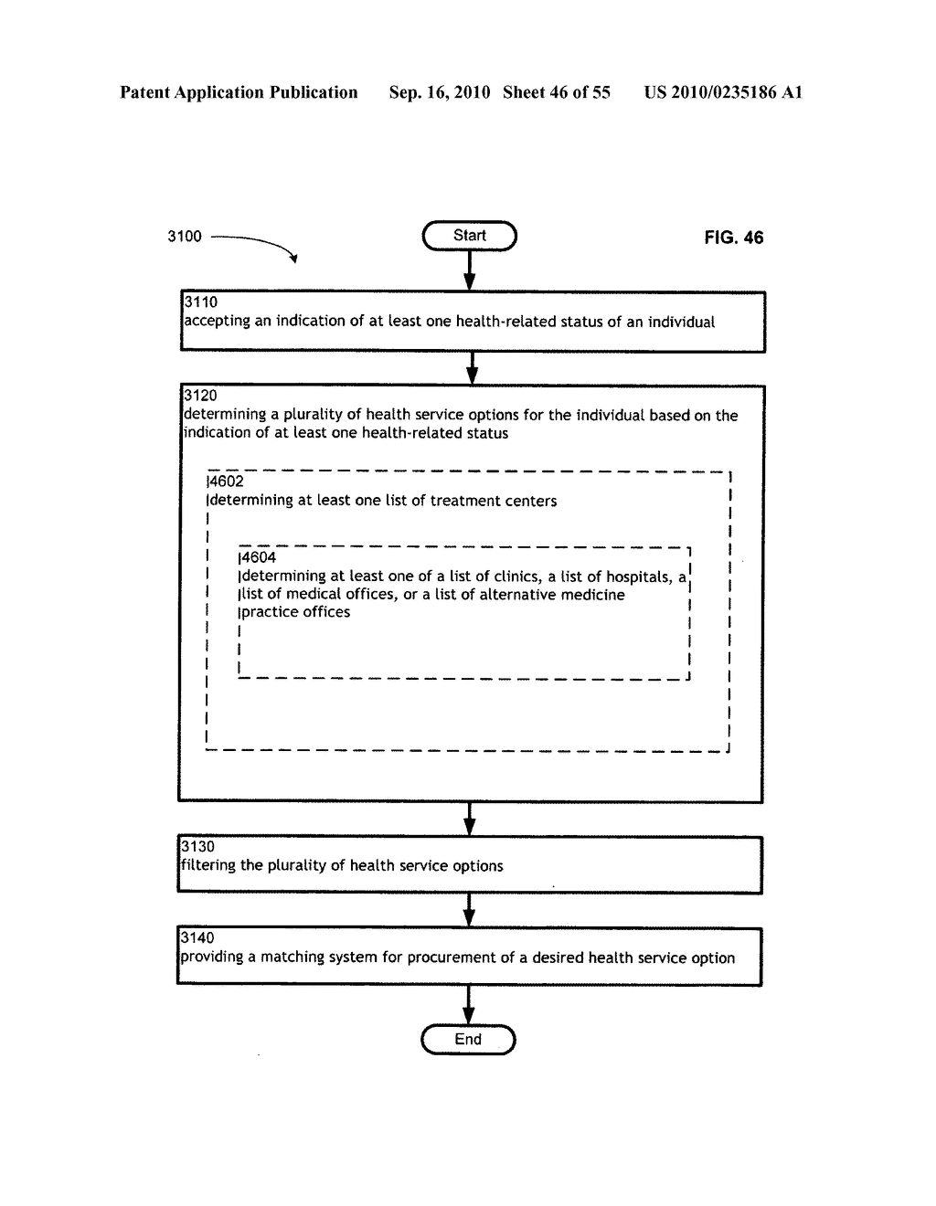 Computational systems and methods for health services planning and matching - diagram, schematic, and image 47