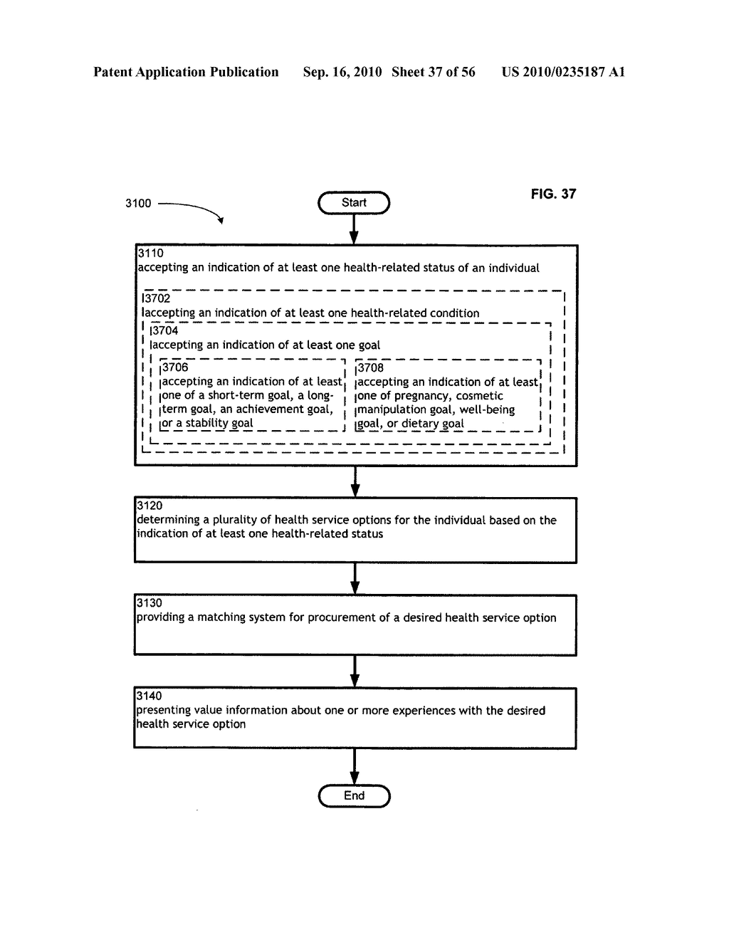 Computational systems and methods for health services planning and matching - diagram, schematic, and image 38