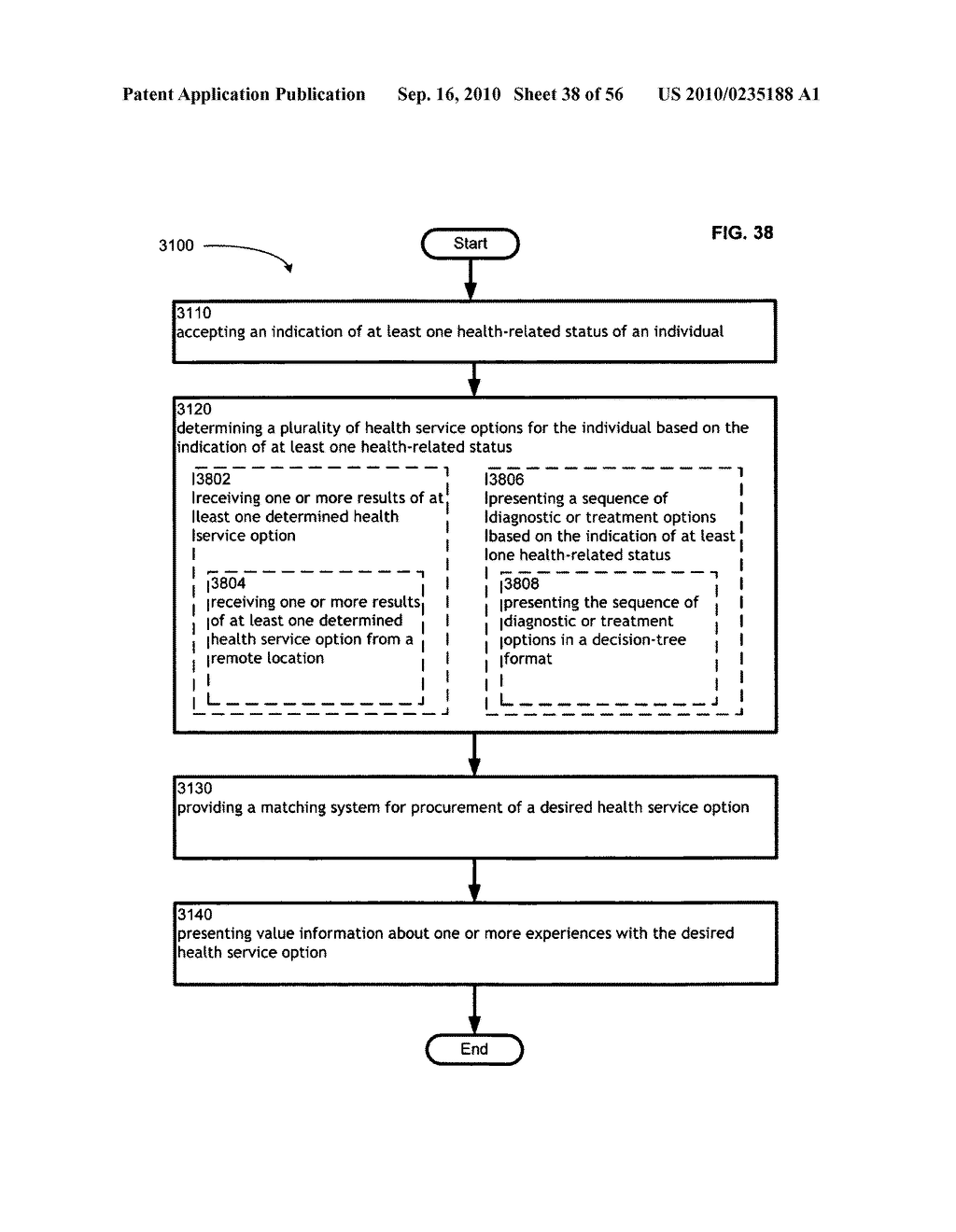 Computational systems and methods for health services planning and matching - diagram, schematic, and image 39