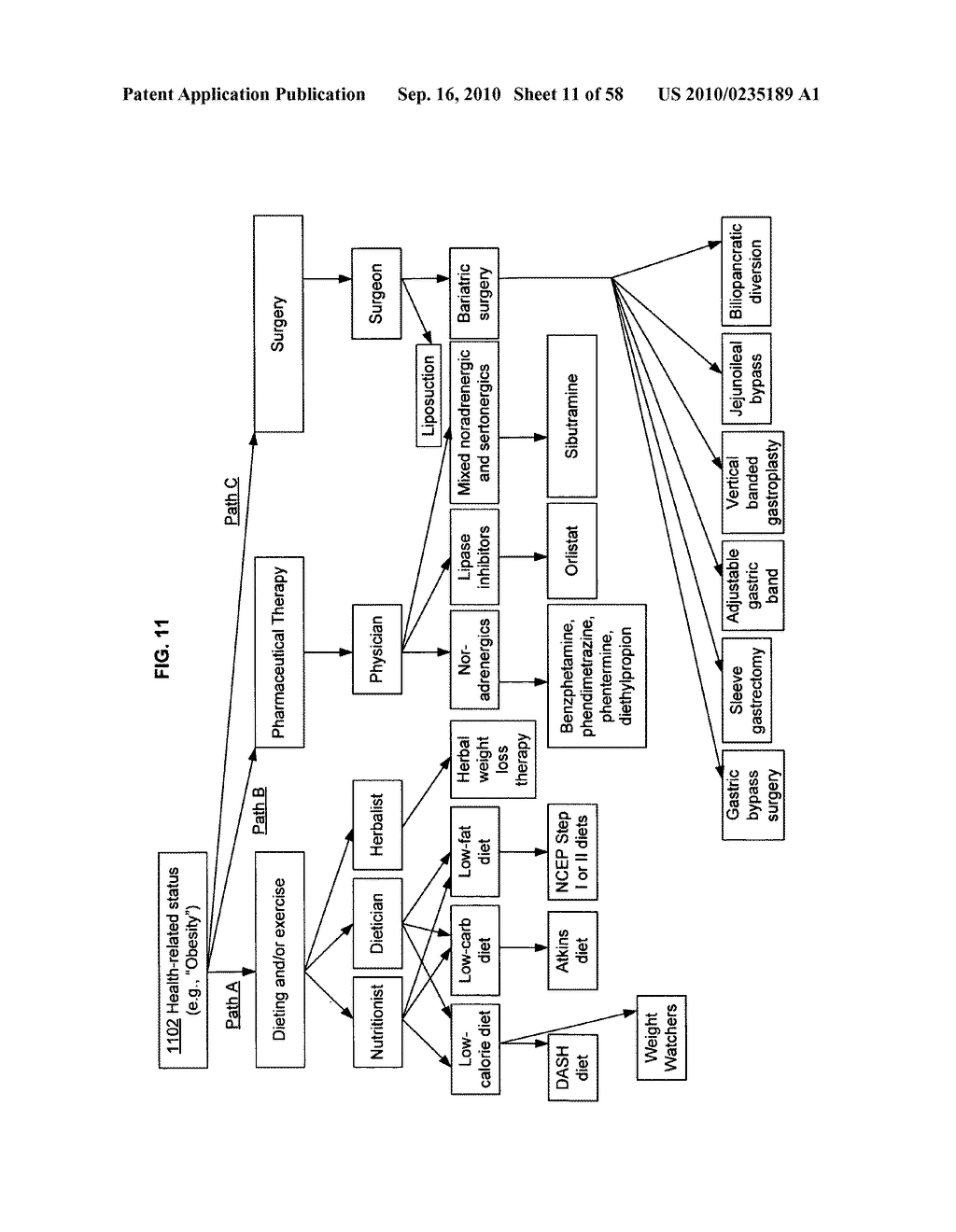 Computational systems and methods for health services planning and matching - diagram, schematic, and image 12