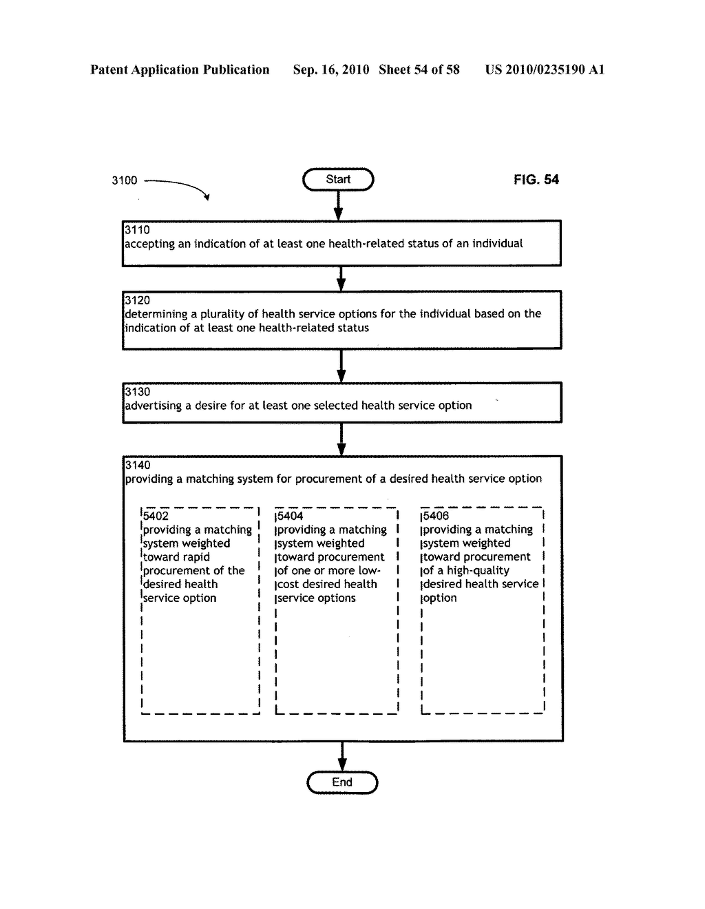 Computational systems and methods for health services planning and matching - diagram, schematic, and image 55