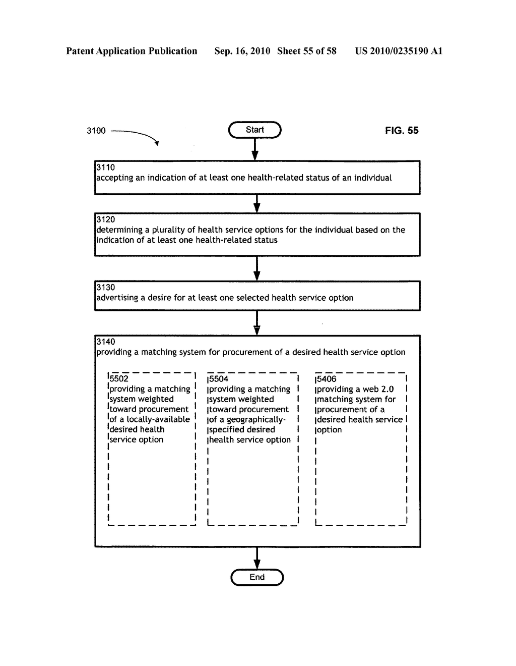 Computational systems and methods for health services planning and matching - diagram, schematic, and image 56
