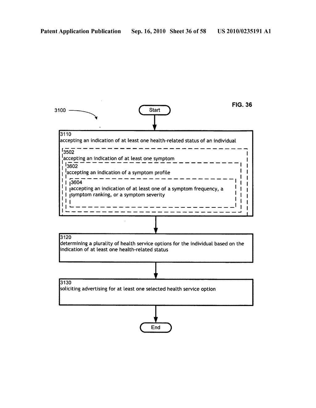 Computational systems and methods for health services planning and matching - diagram, schematic, and image 37