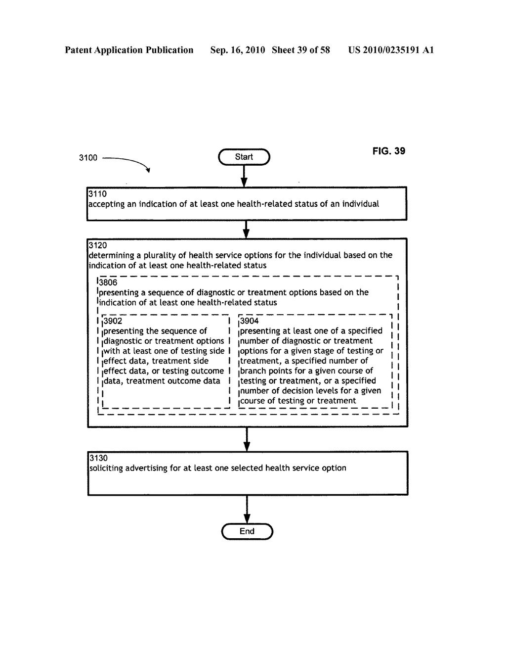 Computational systems and methods for health services planning and matching - diagram, schematic, and image 40