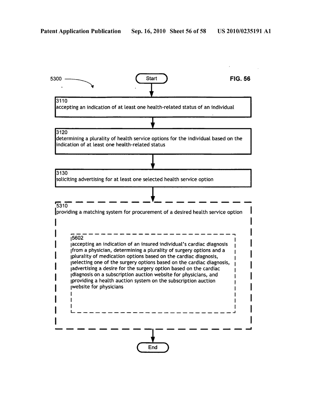 Computational systems and methods for health services planning and matching - diagram, schematic, and image 57