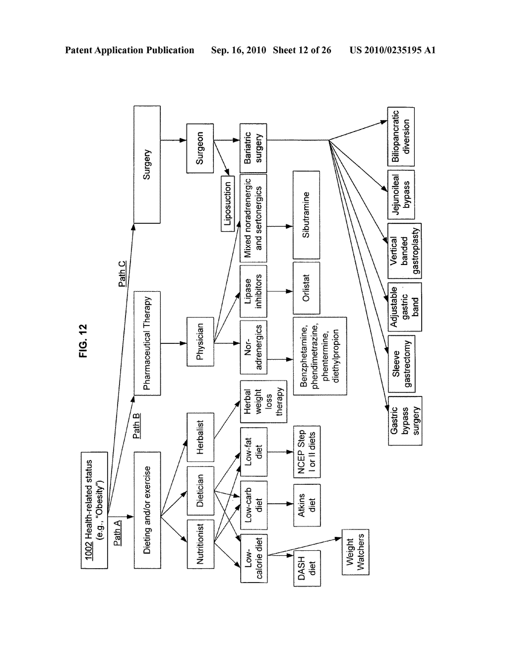 Computational systems and methods for health services planning and matching - diagram, schematic, and image 13