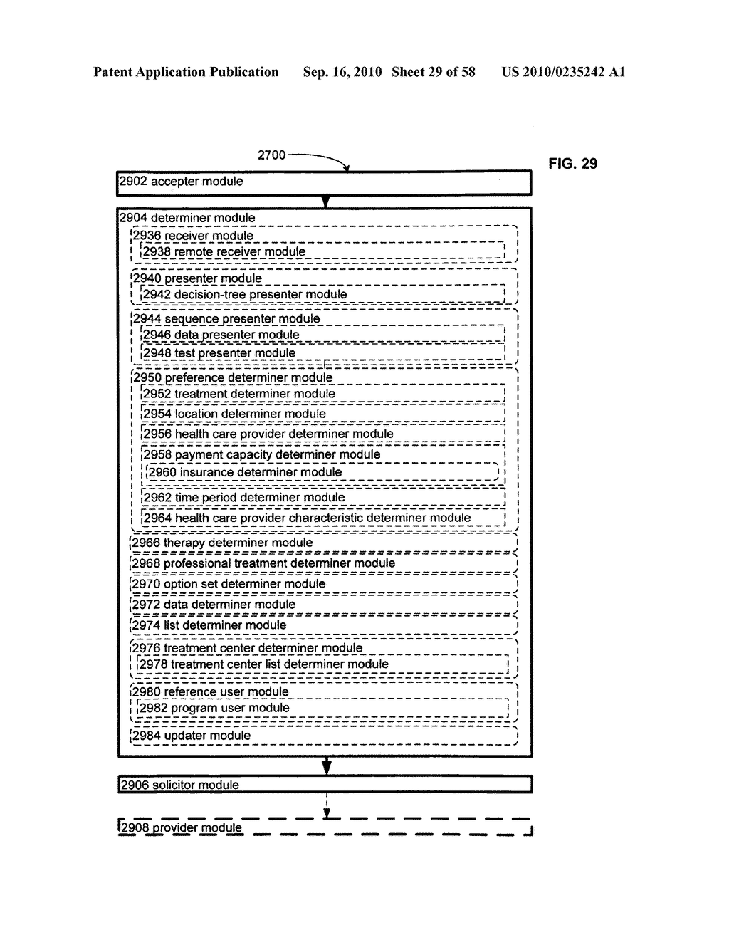 Computational systems and methods for health services planning and matching - diagram, schematic, and image 30