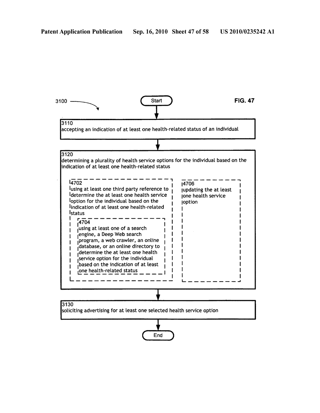 Computational systems and methods for health services planning and matching - diagram, schematic, and image 48