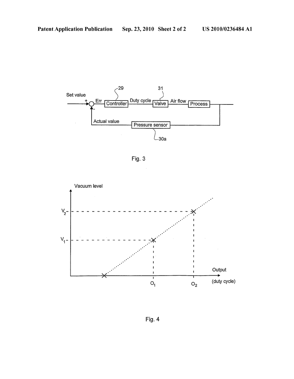 MILKING SYSTEM AND METHOD FOR VACUUM REGULATION - diagram, schematic, and image 03