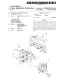 AIR INTAKE SYSTEM FOR INTERNAL COMBUSTION ENGINE diagram and image