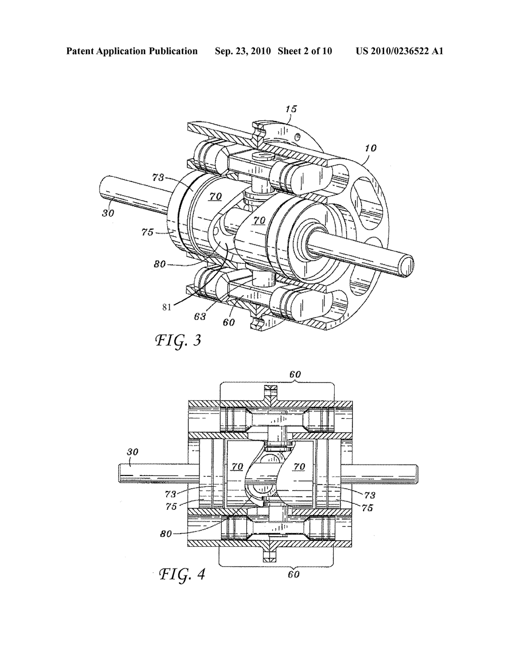Rotary Cylindrical Device With Coupled Pairs of Pistons - diagram, schematic, and image 03