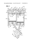 Valve Seat Insert for a Split-Cycle Engine diagram and image
