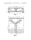 DEVICE FOR COLLECTING SOLAR RADIATION diagram and image