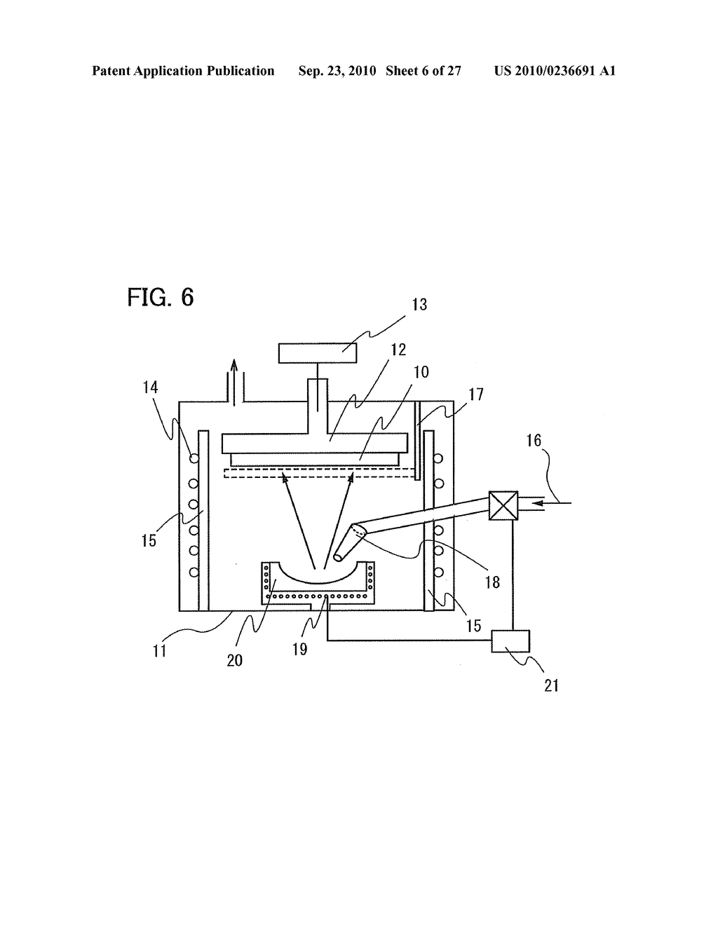 Manufacturing Apparatus and Manufacturing Method of Lighting Device - diagram, schematic, and image 07
