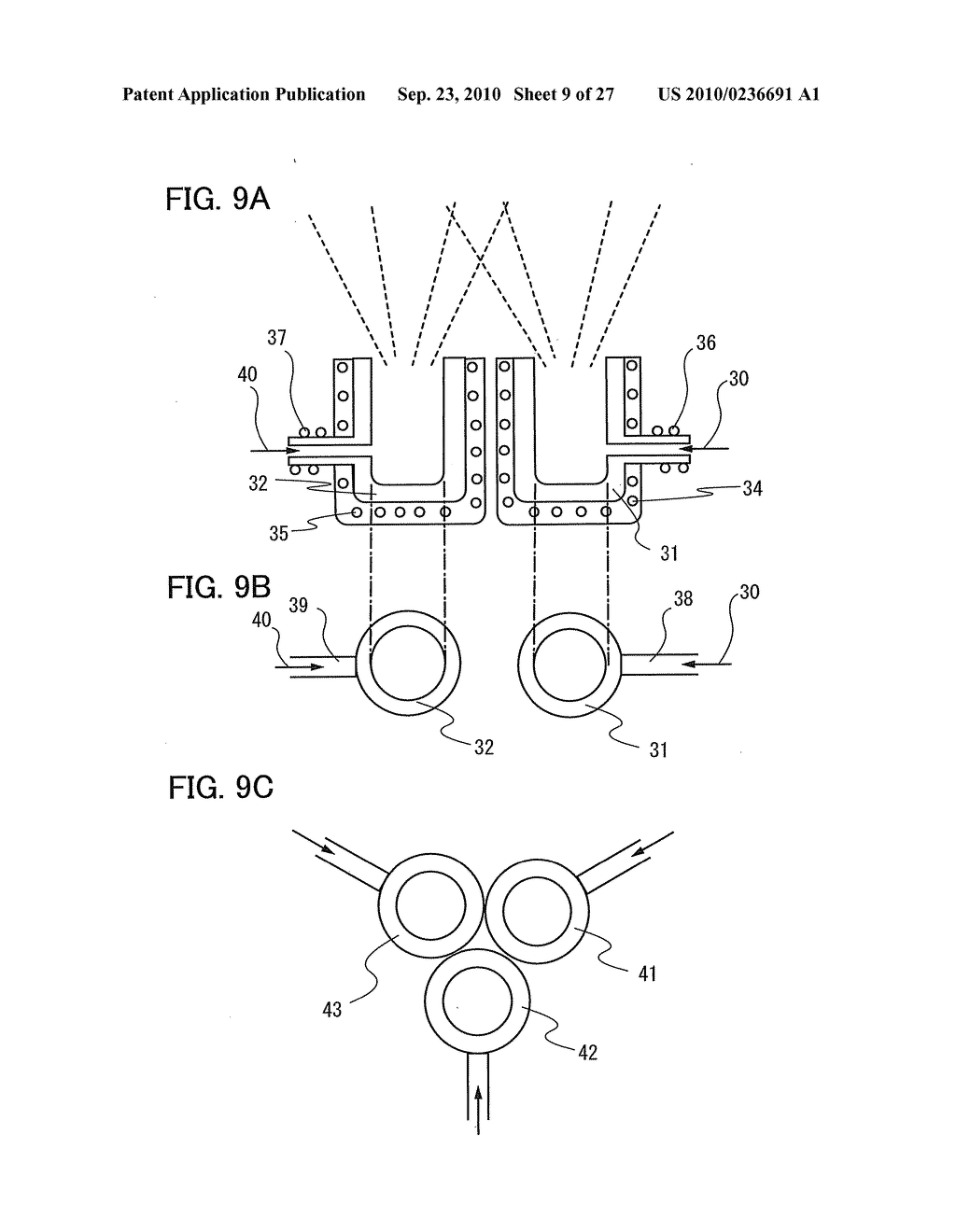 Manufacturing Apparatus and Manufacturing Method of Lighting Device - diagram, schematic, and image 10