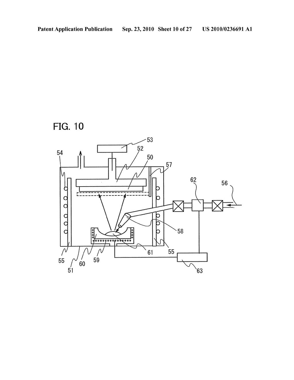Manufacturing Apparatus and Manufacturing Method of Lighting Device - diagram, schematic, and image 11