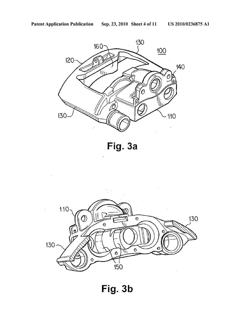 Air Disk Brake Caliper Pre-Stressing Method and Pre-Stressed Caliper Apparatus - diagram, schematic, and image 05