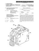 MULTI-POLE CIRCUIT BREAKER LIGHT GUIDE TRIP INDICATOR AND INSTALLATION METHOD diagram and image