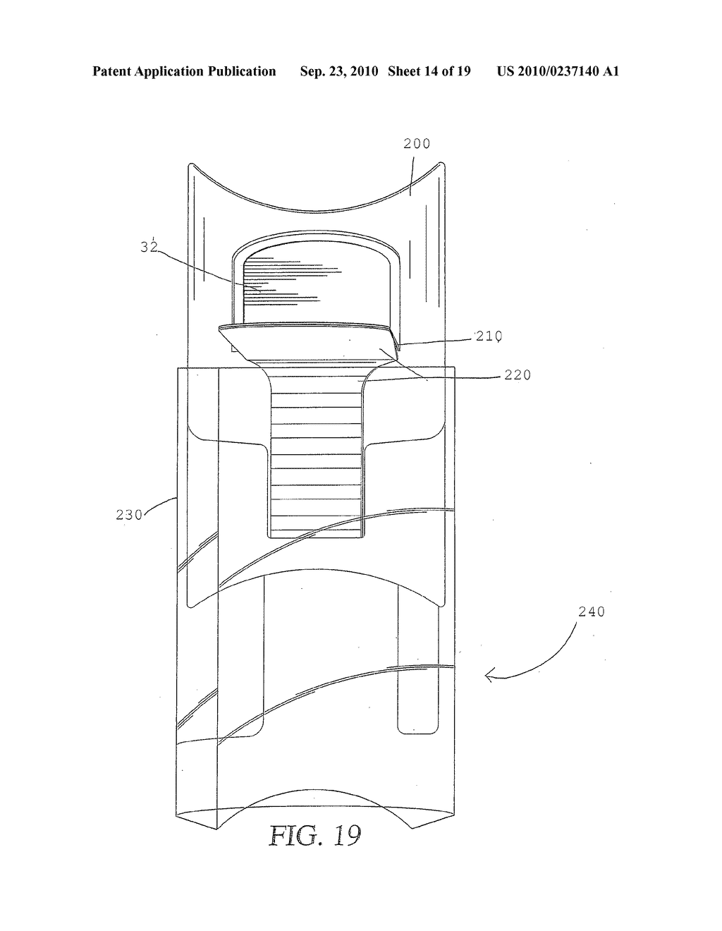 TWO PIECE PACKAGE ASSEMBLY - diagram, schematic, and image 15