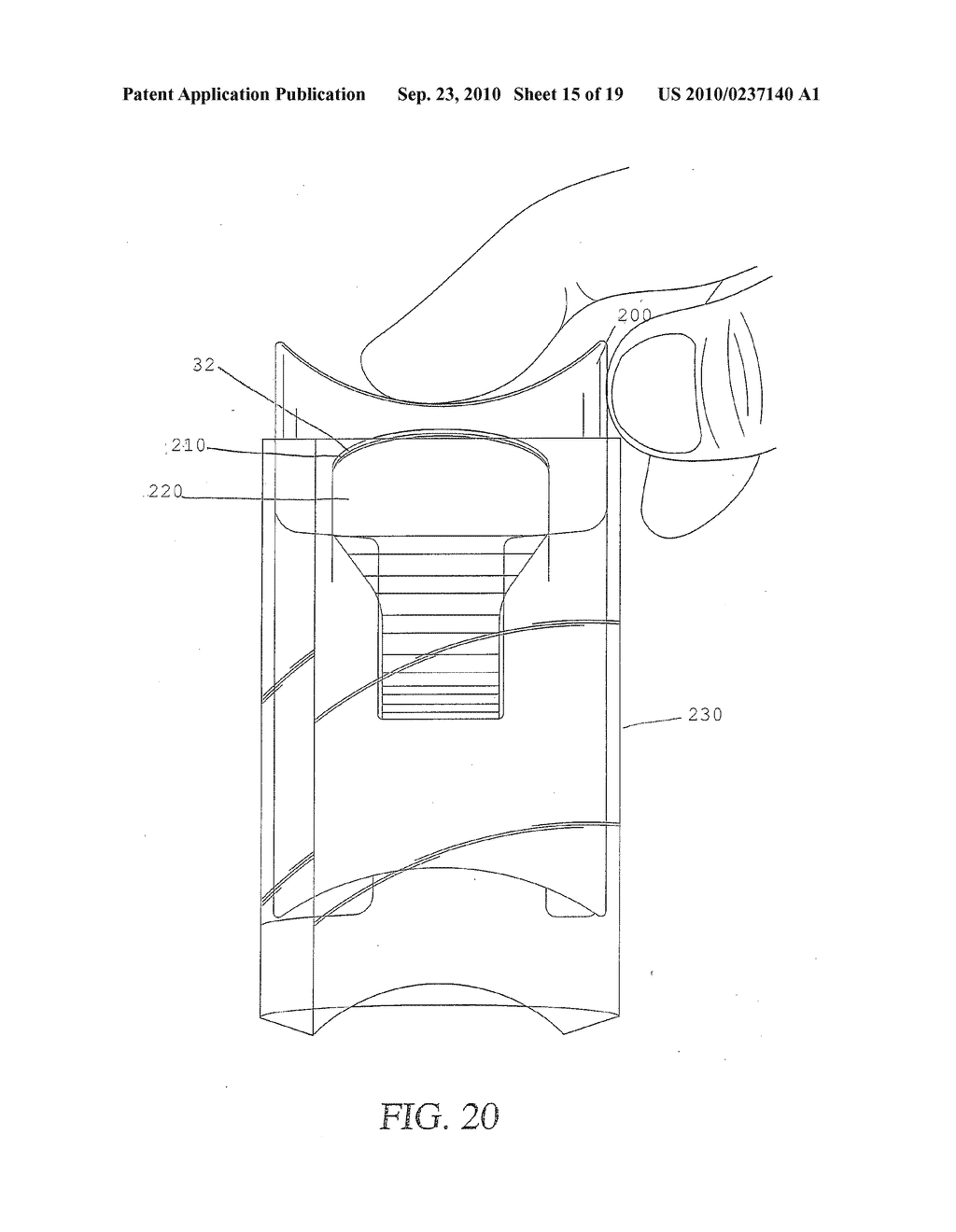 TWO PIECE PACKAGE ASSEMBLY - diagram, schematic, and image 16