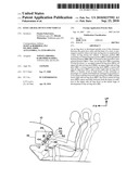 KNEE AIR BAG DEVICE FOR VEHICLE diagram and image