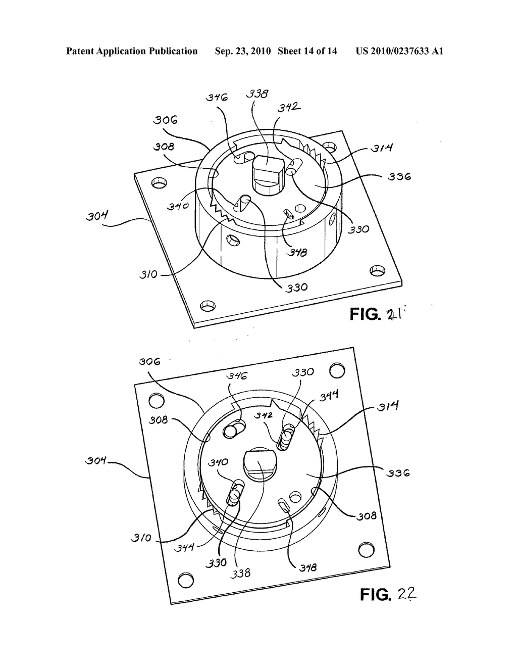 rotary door mechanism  u0026 image is loading new
