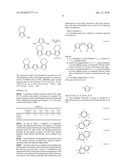 THIOPHENE DERIVATIVES AND ITS APPLICATIONS diagram and image