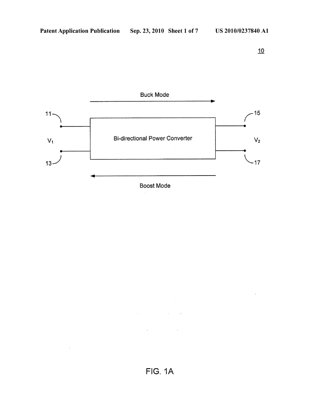 Bidirectional Power Converters - diagram, schematic, and image 02