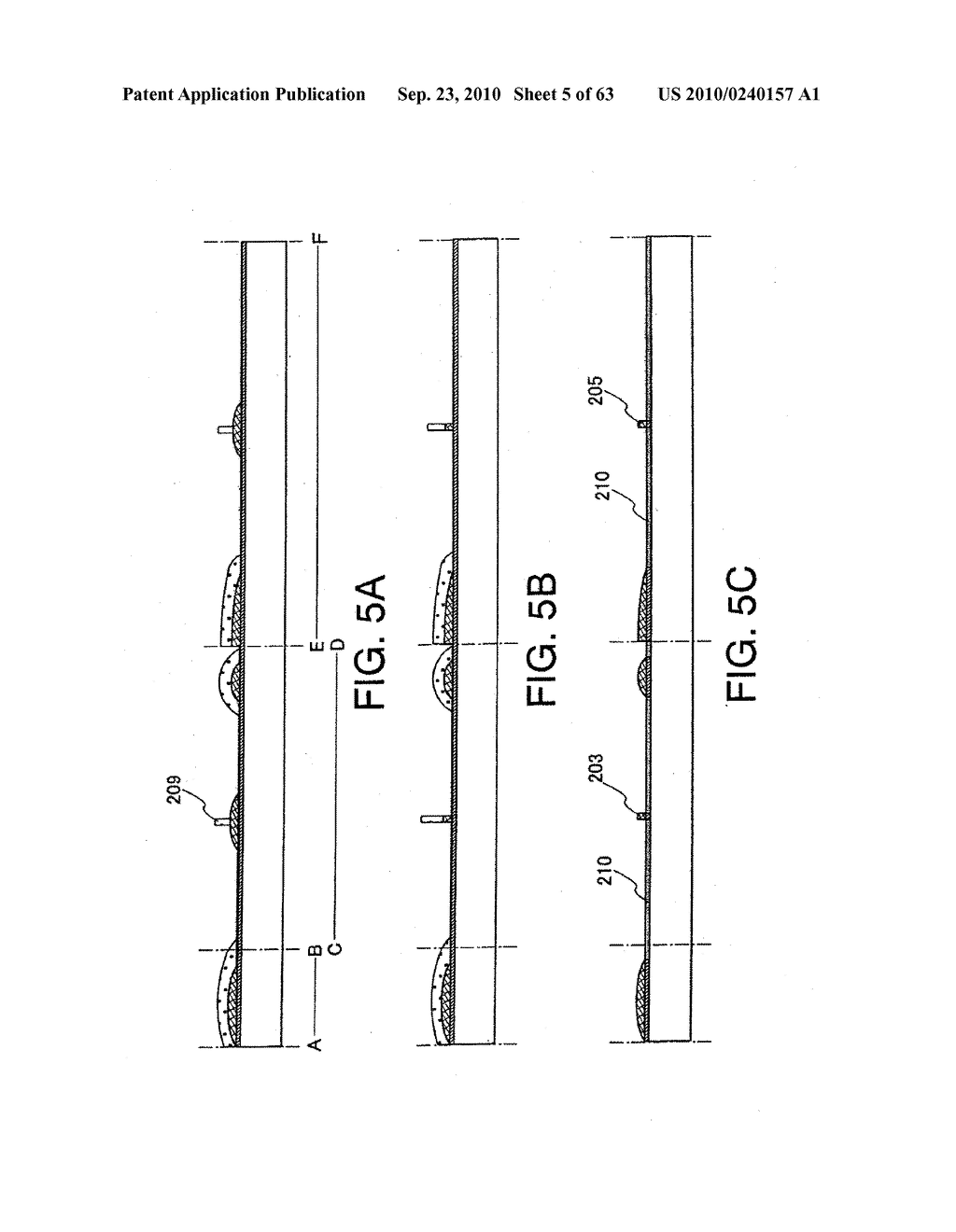 DISPLAY DEVICE, MANUFACTURING METHOD THEREOF, AND TELEVISION RECEIVER - diagram, schematic, and image 06