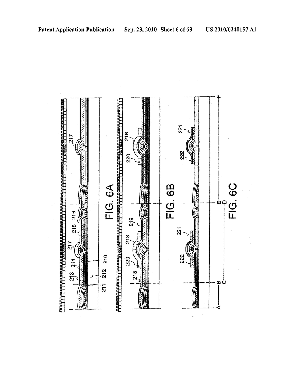 DISPLAY DEVICE, MANUFACTURING METHOD THEREOF, AND TELEVISION RECEIVER - diagram, schematic, and image 07