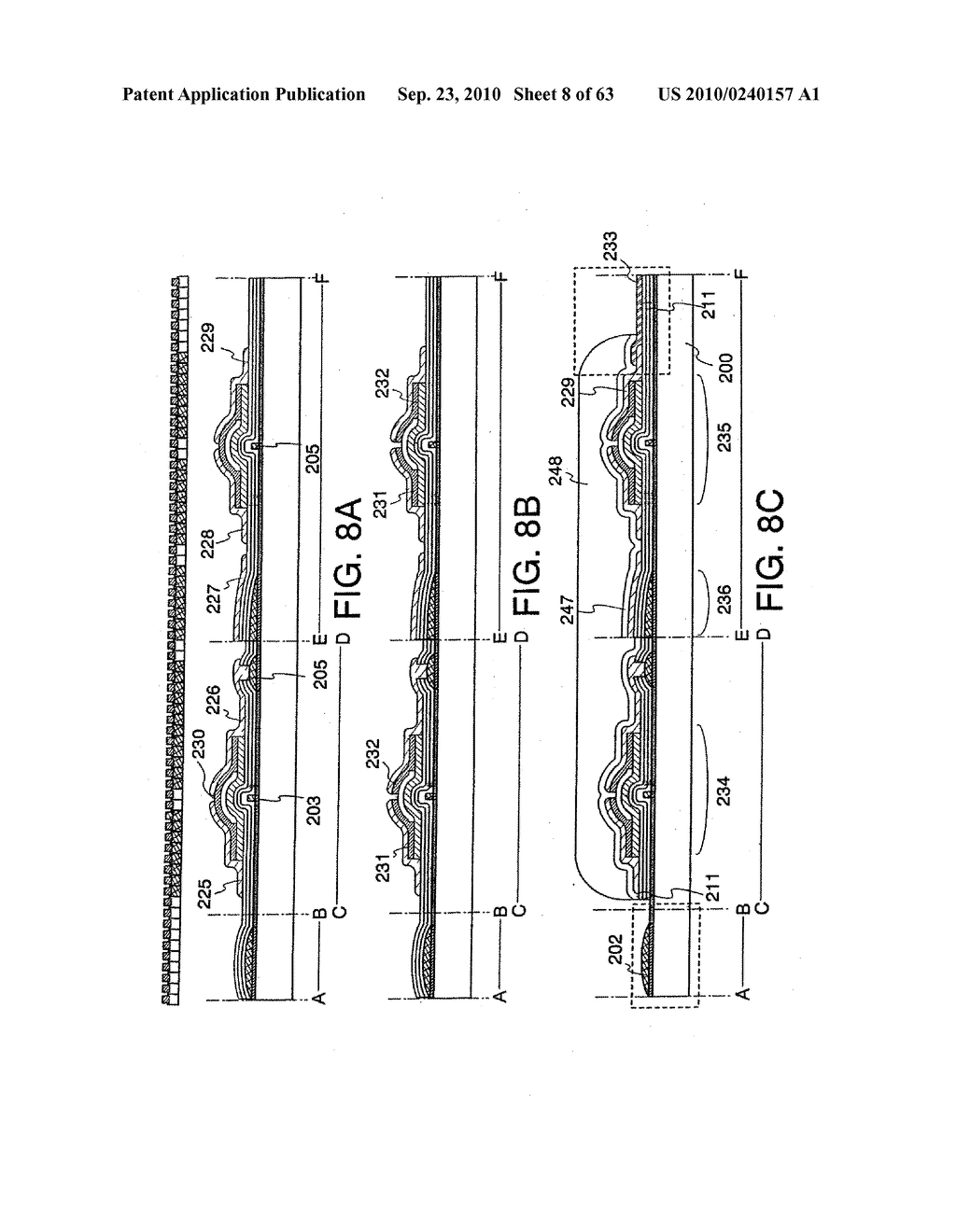 DISPLAY DEVICE, MANUFACTURING METHOD THEREOF, AND TELEVISION RECEIVER - diagram, schematic, and image 09