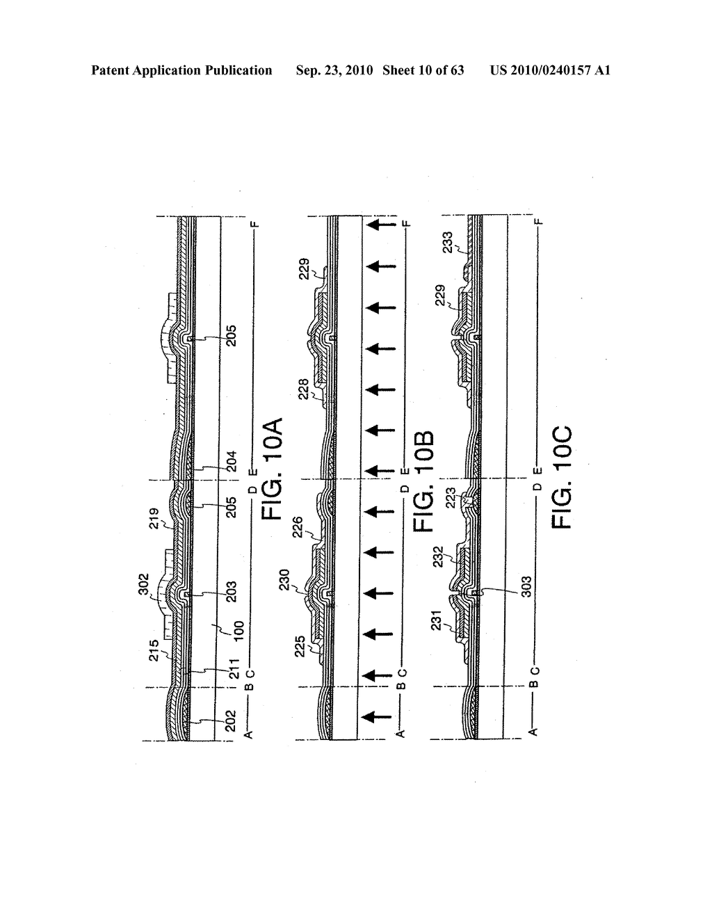 DISPLAY DEVICE, MANUFACTURING METHOD THEREOF, AND TELEVISION RECEIVER - diagram, schematic, and image 11