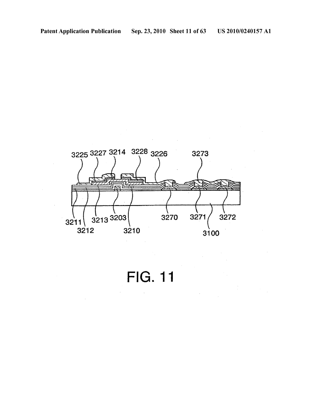 DISPLAY DEVICE, MANUFACTURING METHOD THEREOF, AND TELEVISION RECEIVER - diagram, schematic, and image 12