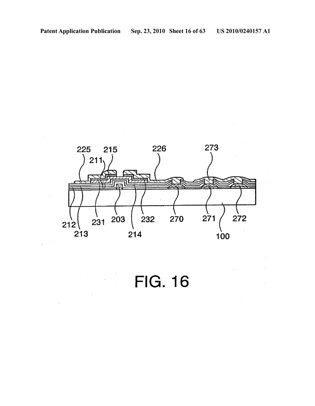 DISPLAY DEVICE, MANUFACTURING METHOD THEREOF, AND TELEVISION RECEIVER - diagram, schematic, and image 17