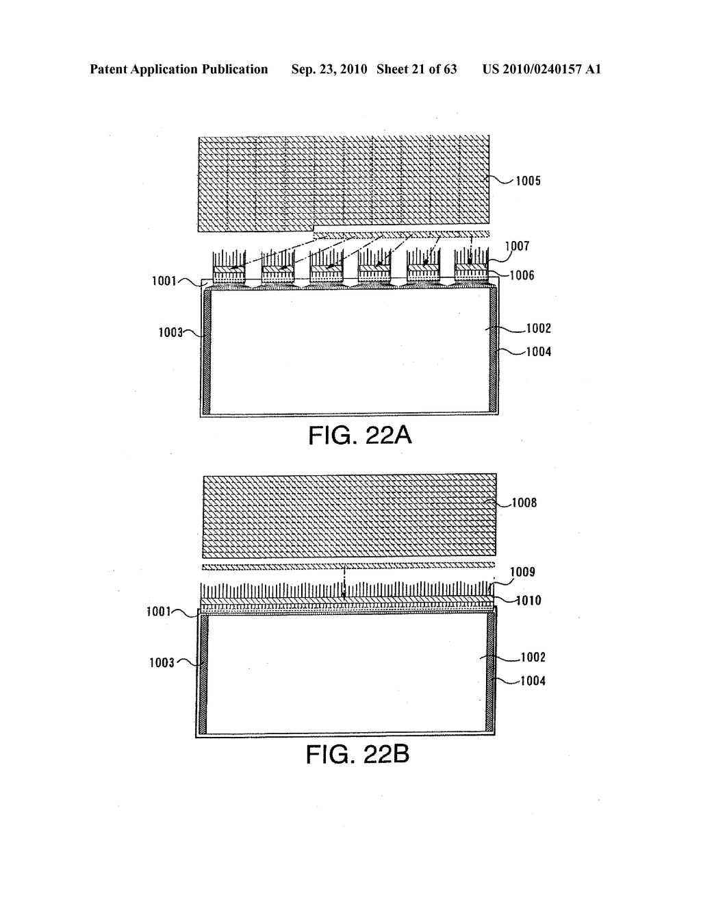 DISPLAY DEVICE, MANUFACTURING METHOD THEREOF, AND TELEVISION RECEIVER - diagram, schematic, and image 22
