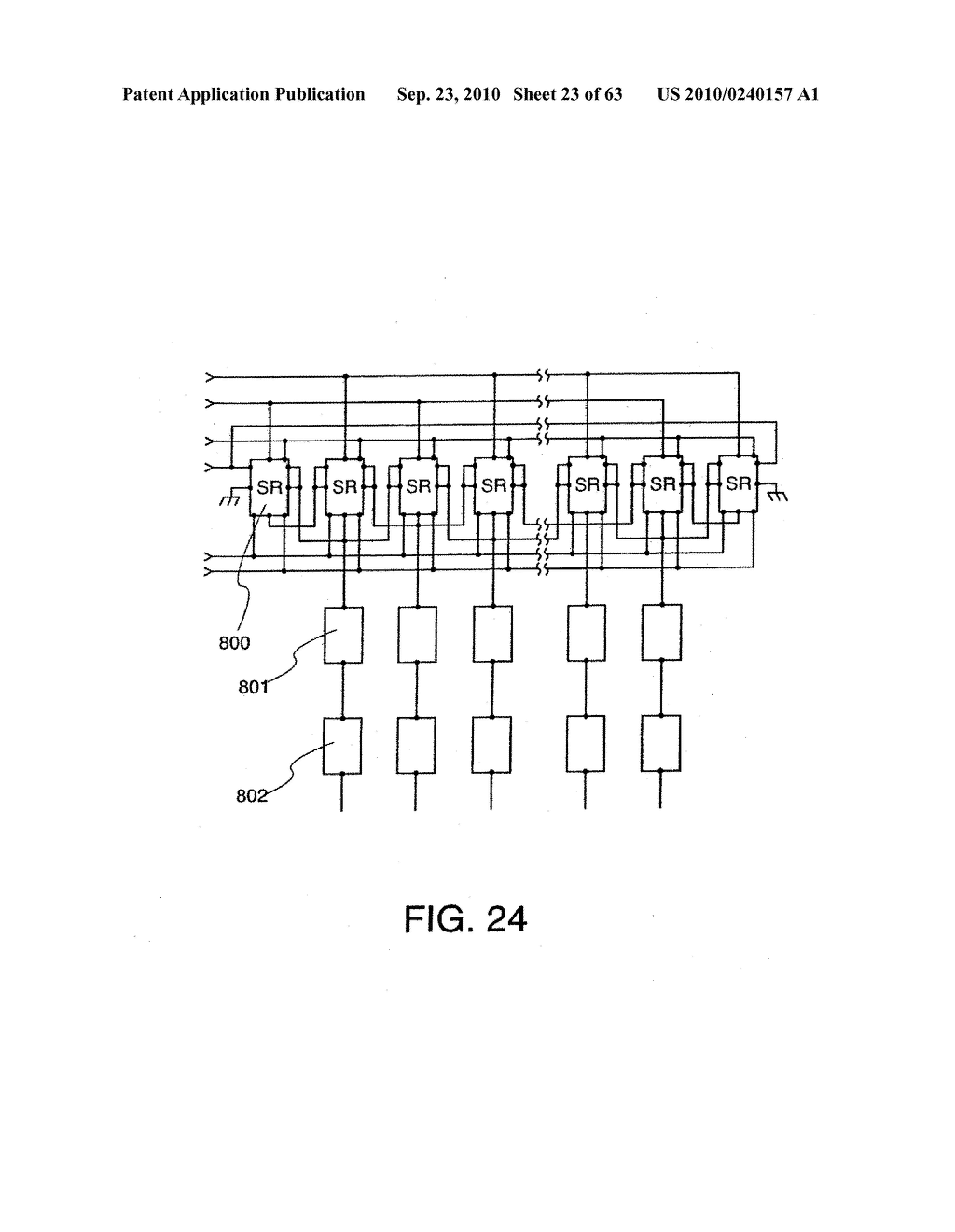 DISPLAY DEVICE, MANUFACTURING METHOD THEREOF, AND TELEVISION RECEIVER - diagram, schematic, and image 24