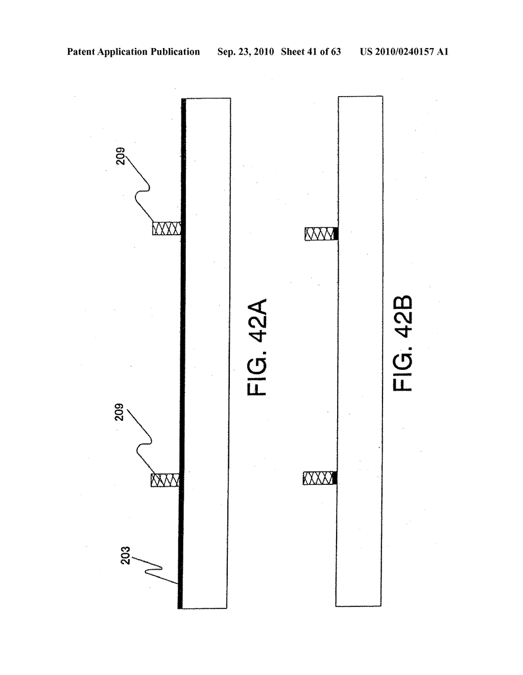 DISPLAY DEVICE, MANUFACTURING METHOD THEREOF, AND TELEVISION RECEIVER - diagram, schematic, and image 42