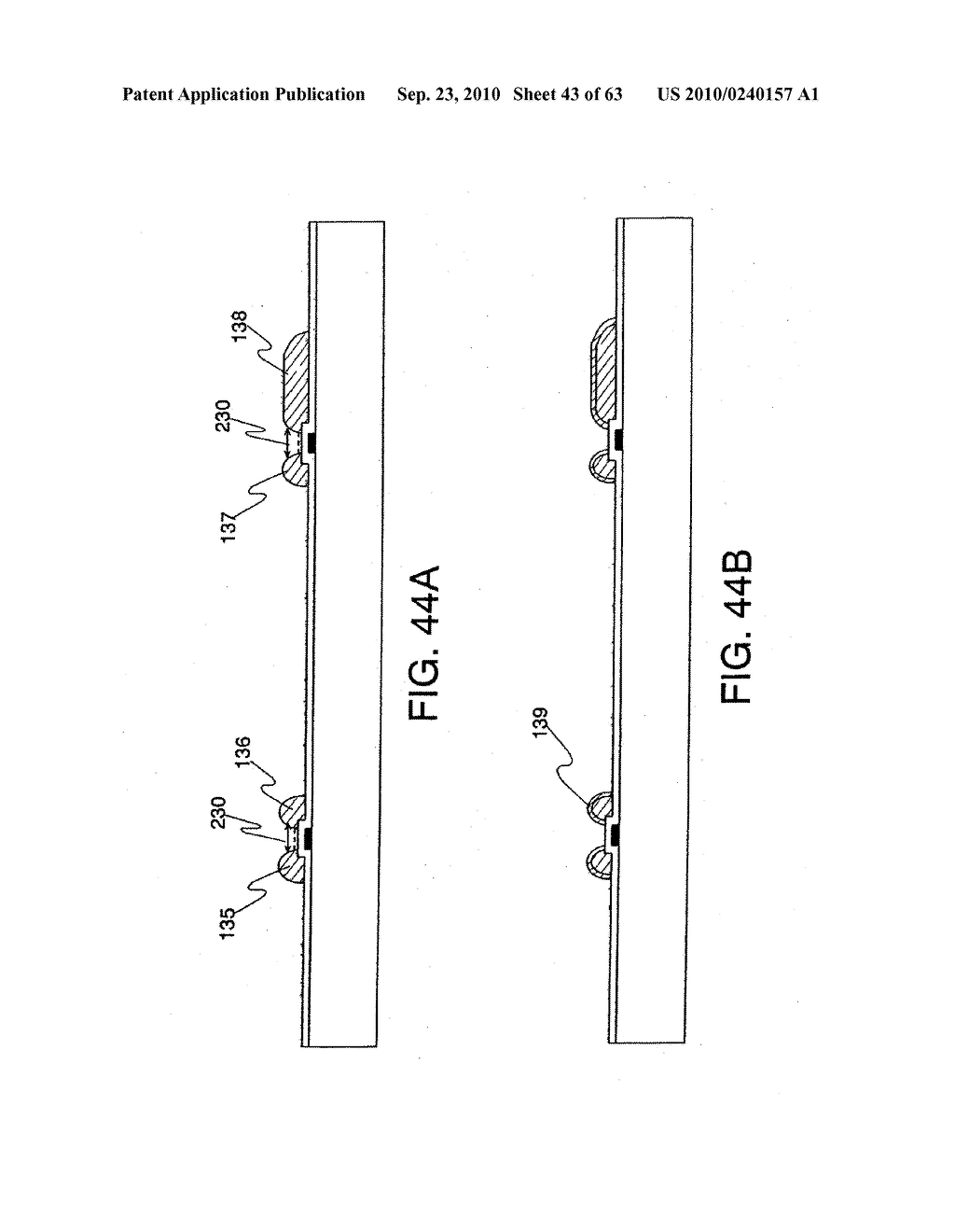 DISPLAY DEVICE, MANUFACTURING METHOD THEREOF, AND TELEVISION RECEIVER - diagram, schematic, and image 44