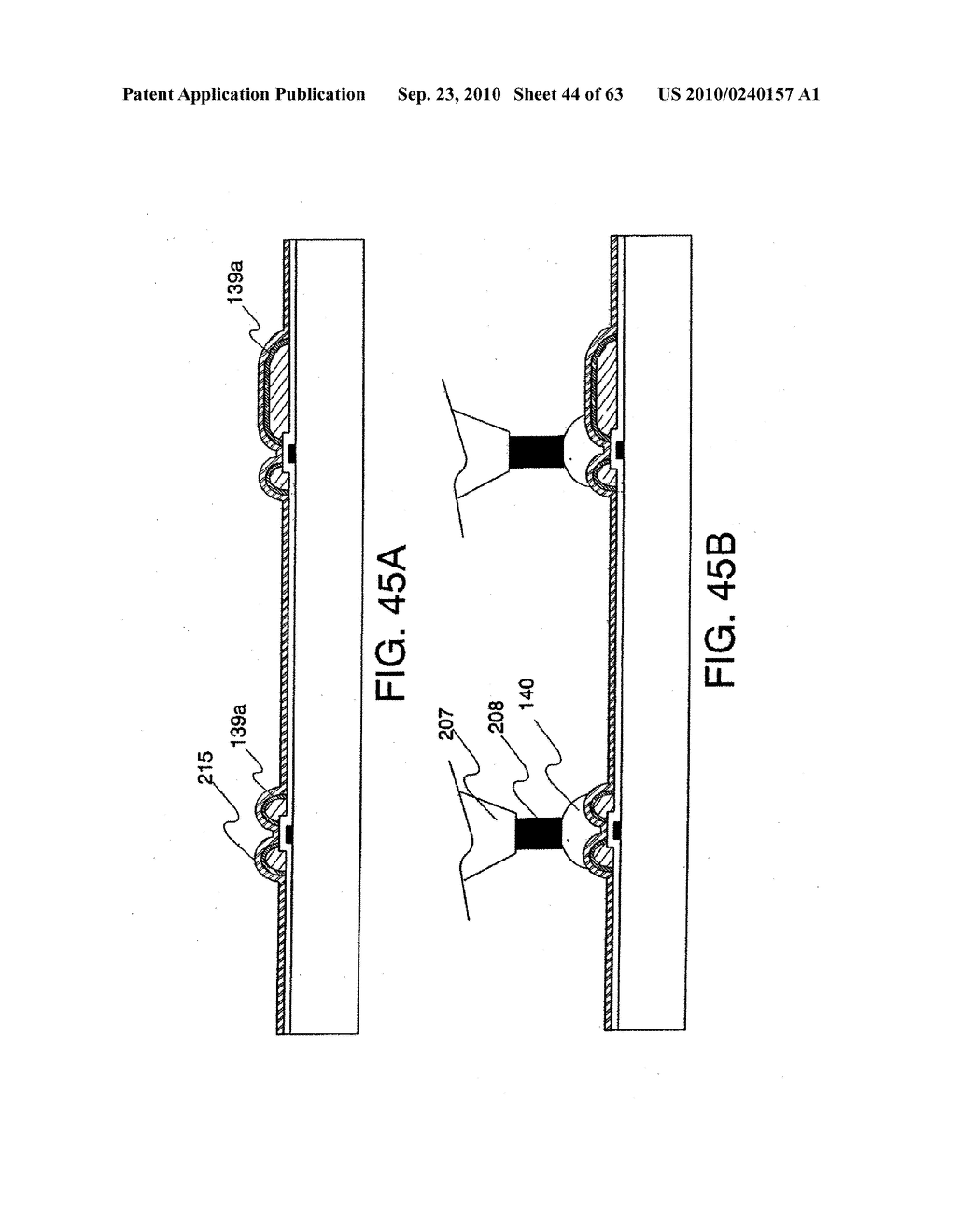 DISPLAY DEVICE, MANUFACTURING METHOD THEREOF, AND TELEVISION RECEIVER - diagram, schematic, and image 45