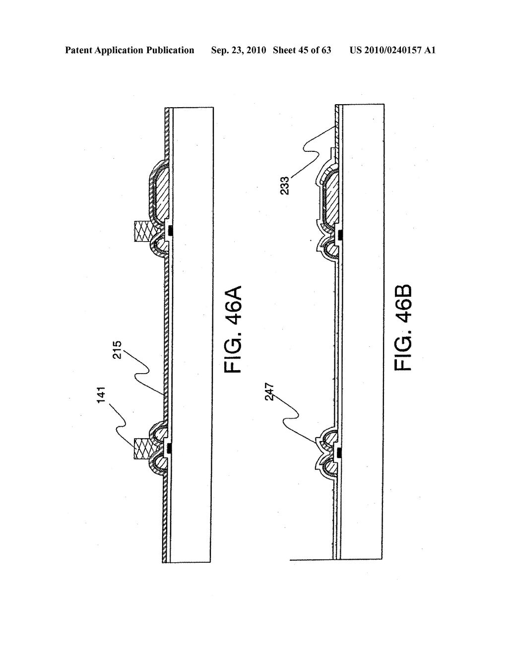 DISPLAY DEVICE, MANUFACTURING METHOD THEREOF, AND TELEVISION RECEIVER - diagram, schematic, and image 46