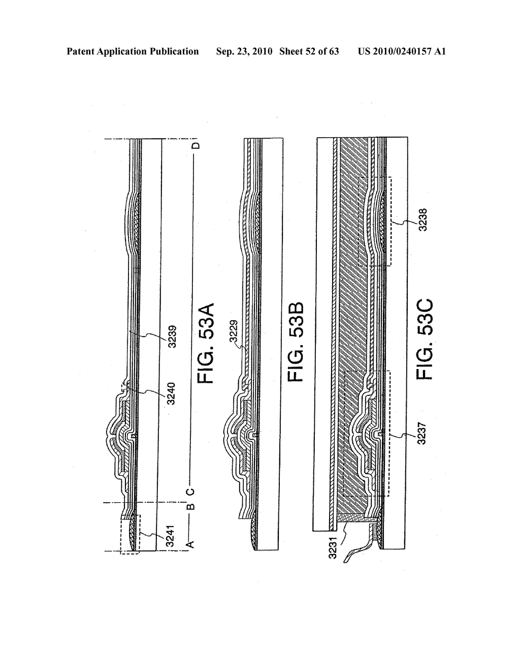 DISPLAY DEVICE, MANUFACTURING METHOD THEREOF, AND TELEVISION RECEIVER - diagram, schematic, and image 53