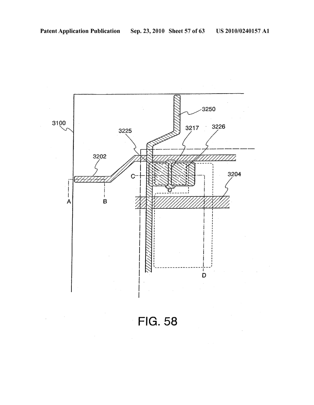DISPLAY DEVICE, MANUFACTURING METHOD THEREOF, AND TELEVISION RECEIVER - diagram, schematic, and image 58
