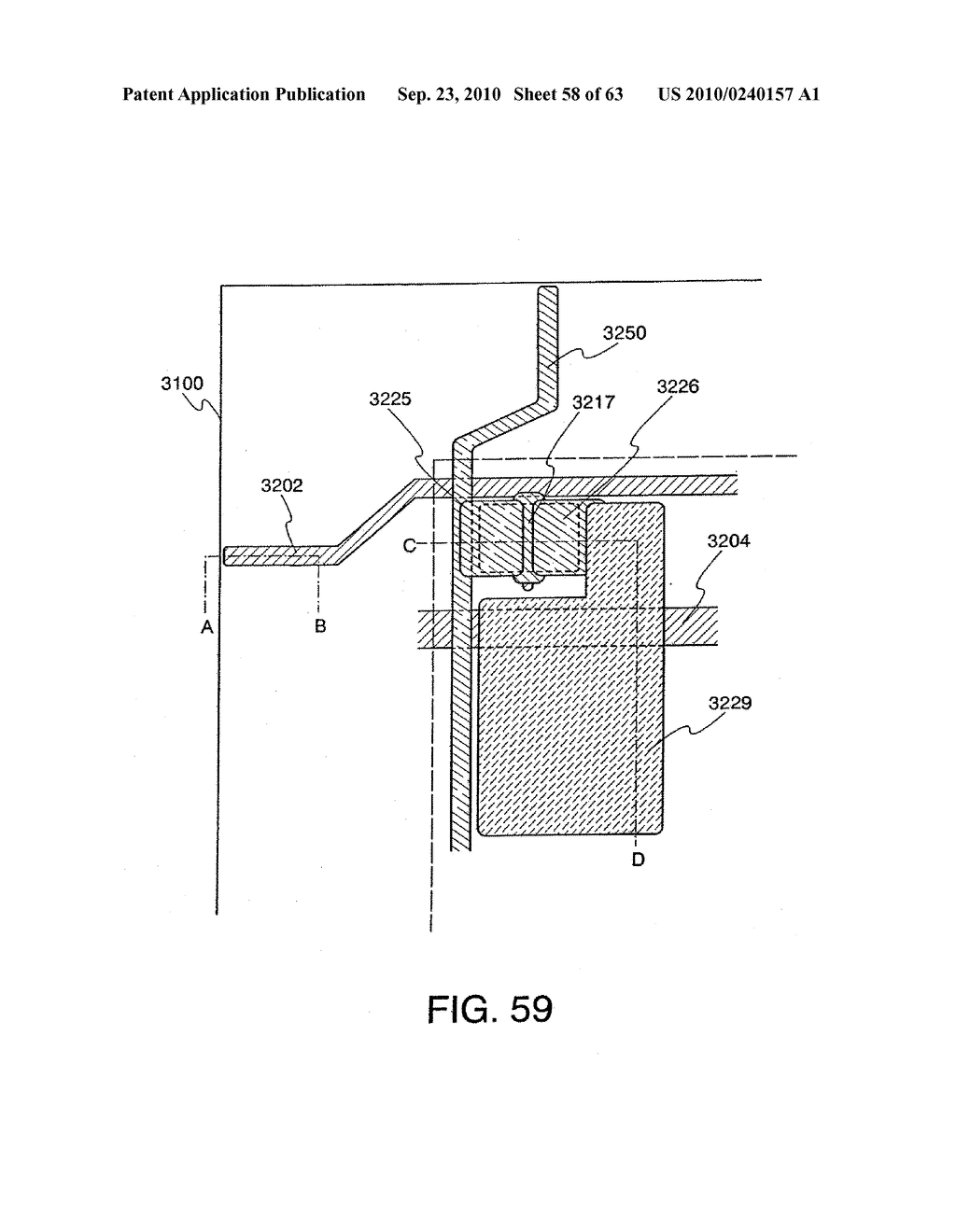 DISPLAY DEVICE, MANUFACTURING METHOD THEREOF, AND TELEVISION RECEIVER - diagram, schematic, and image 59