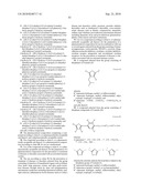 NOVEL THIOPHENE DERIVATIVES AS S1P1/EDG1 RECEPTOR AGONISTS diagram and image