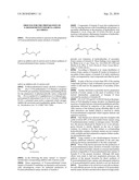 Process for the preparation of N-monosubstituted beta-amino alcohols diagram and image