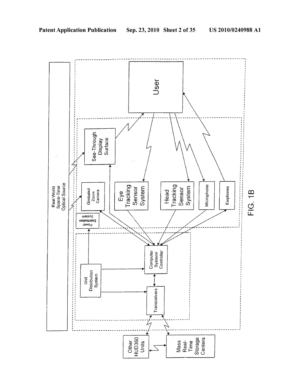 Computer-aided system for 360 degree heads up display of safety/mission critical data - diagram, schematic, and image 03